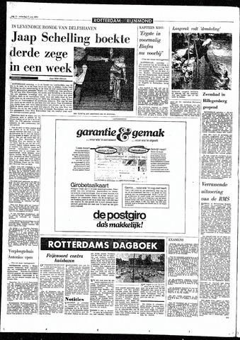 Rotterdamsch Parool / De Schiedammer 1970-06-06