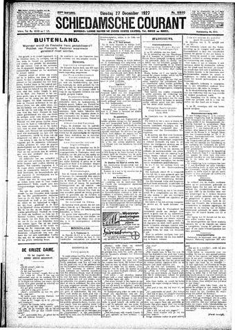 Schiedamsche Courant 1927-12-27
