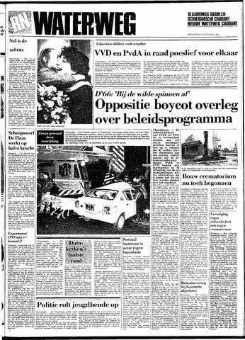 Rotterdamsch Nieuwsblad / Schiedamsche Courant / Rotterdams Dagblad / Waterweg / Algemeen Dagblad 1983-12-08