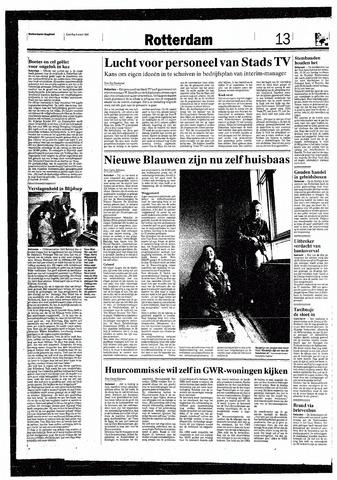 Rotterdamsch Nieuwsblad / Schiedamsche Courant / Rotterdams Dagblad / Waterweg / Algemeen Dagblad 1993-03-06