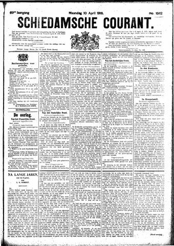 Schiedamsche Courant 1916-04-10
