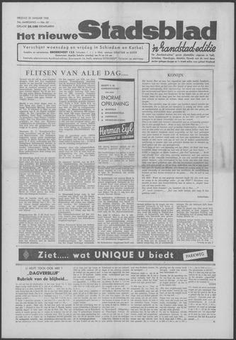 Het Nieuwe Stadsblad 1963-01-25