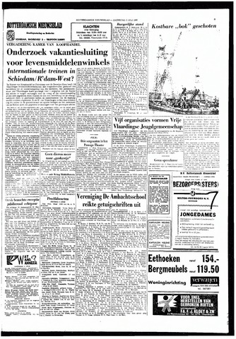 Rotterdamsch Nieuwsblad / Schiedamsche Courant / Rotterdams Dagblad / Waterweg / Algemeen Dagblad 1966-07-02