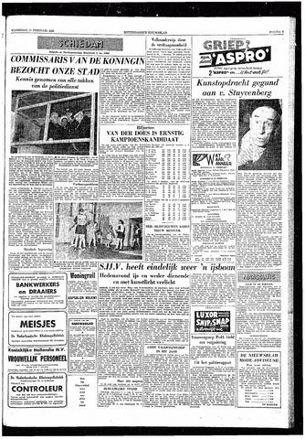 Rotterdamsch Nieuwsblad / Schiedamsche Courant / Rotterdams Dagblad / Waterweg / Algemeen Dagblad 1959-02-11