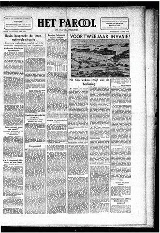 Rotterdamsch Parool / De Schiedammer 1946-06-05