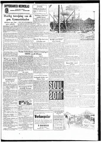 Rotterdamsch Nieuwsblad / Schiedamsche Courant / Rotterdams Dagblad / Waterweg / Algemeen Dagblad 1964-02-08
