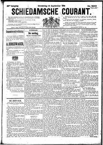 Schiedamsche Courant 1916-09-14