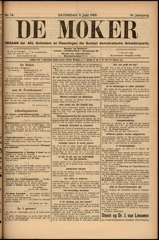 De Moker 1909-06-05