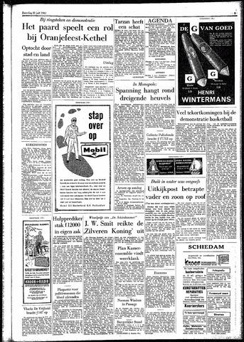 Rotterdamsch Parool / De Schiedammer 1961-07-22