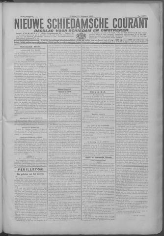 Nieuwe Schiedamsche Courant 1925-02-13