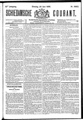 Schiedamsche Courant 1898-06-28