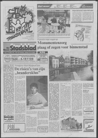Het Nieuwe Stadsblad 1988-09-16