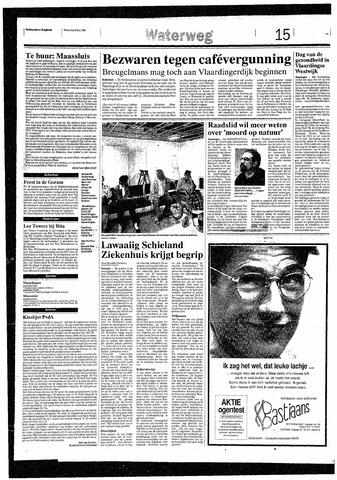 Rotterdamsch Nieuwsblad / Schiedamsche Courant / Rotterdams Dagblad / Waterweg / Algemeen Dagblad 1993-06-09