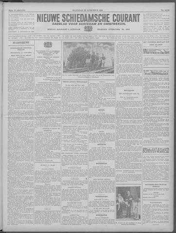 Nieuwe Schiedamsche Courant 1933-08-28