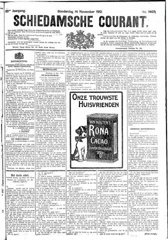 Schiedamsche Courant 1912-11-14