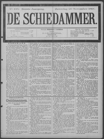 De Schiedammer 1890-11-29
