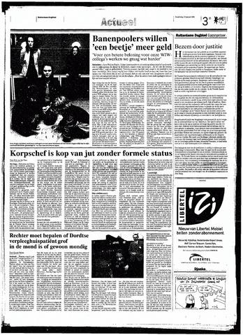 Rotterdamsch Nieuwsblad / Schiedamsche Courant / Rotterdams Dagblad / Waterweg / Algemeen Dagblad 1998-01-15