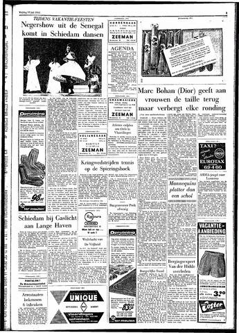 Rotterdamsch Parool / De Schiedammer 1961-07-28