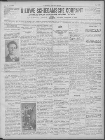 Nieuwe Schiedamsche Courant 1933-02-01