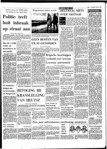 Rotterdamsch Parool / De Schiedammer 1968-02-05