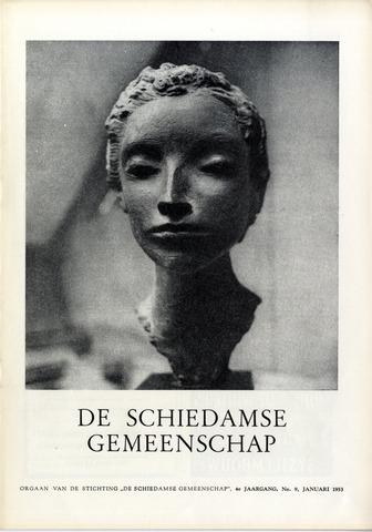 Schiedamse Gemeenschap (tijdschrift) 1953