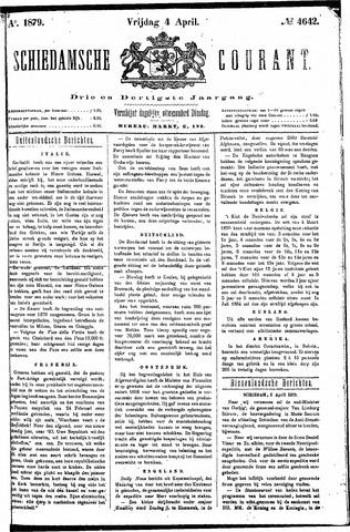 Schiedamsche Courant 1879-04-04
