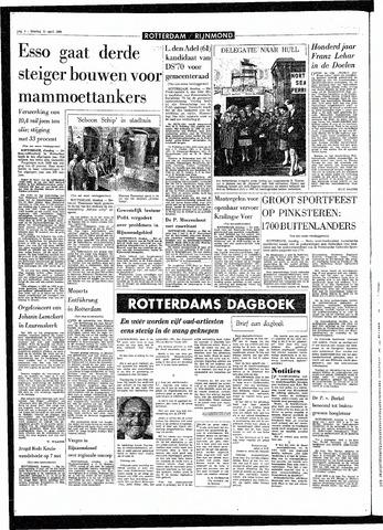 Rotterdamsch Parool / De Schiedammer 1970-04-21