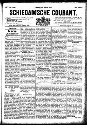 Schiedamsche Courant 1916-03-14
