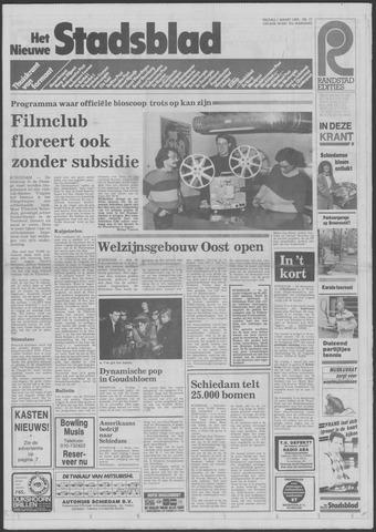 Het Nieuwe Stadsblad 1985-03-01