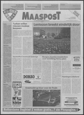 Maaspost / Maasstad / Maasstad Pers 1996-04-10