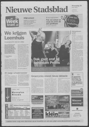Het Nieuwe Stadsblad 2011-06-29