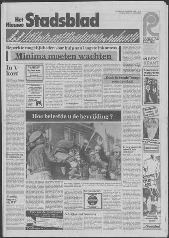 Het Nieuwe Stadsblad 1985-01-30