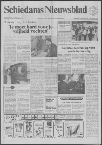 Schiedams Nieuwsblad 1978-02-22