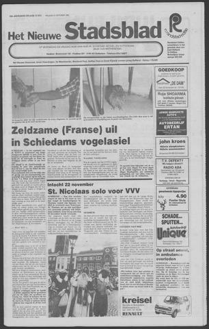 Het Nieuwe Stadsblad 1980-10-31