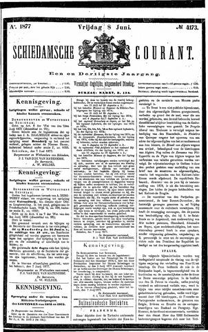 Schiedamsche Courant 1877-06-08
