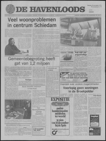 De Havenloods 1974-11-19