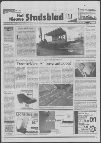 Het Nieuwe Stadsblad 1998-10-28