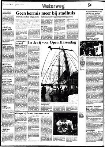 Rotterdamsch Nieuwsblad / Schiedamsche Courant / Rotterdams Dagblad / Waterweg / Algemeen Dagblad 1991-05-13