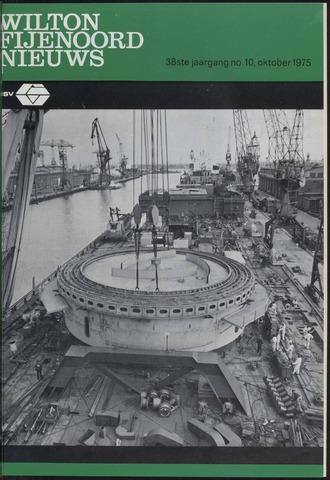 Wilton Fijenoord Nieuws 1975-10-01