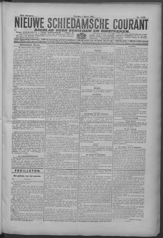 Nieuwe Schiedamsche Courant 1925-03-03