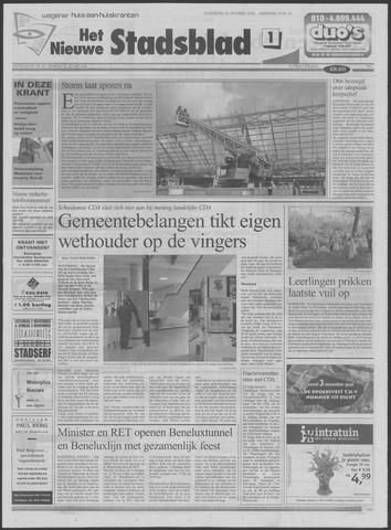 Het Nieuwe Stadsblad 2002-10-30