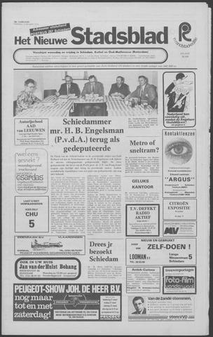 Het Nieuwe Stadsblad 1974-03-22
