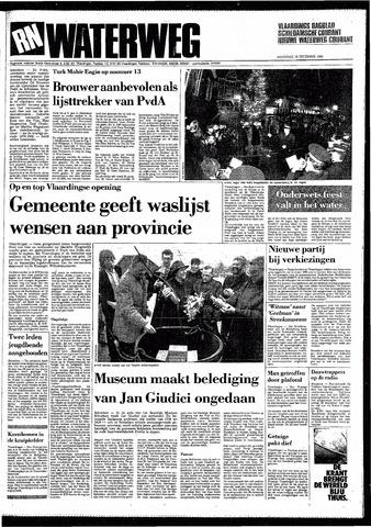 Rotterdamsch Nieuwsblad / Schiedamsche Courant / Rotterdams Dagblad / Waterweg / Algemeen Dagblad 1985-12-16
