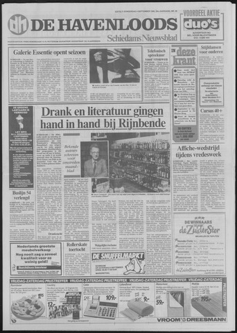 De Havenloods 1986-09-04