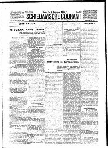 Schiedamsche Courant 1935-12-05