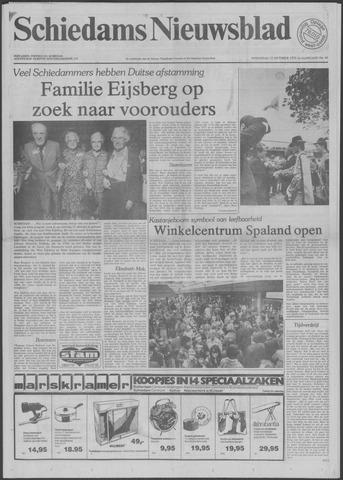 Schiedams Nieuwsblad 1978-10-25
