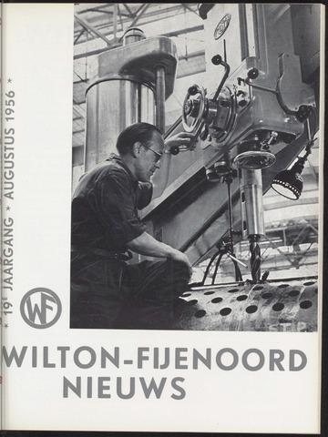 Wilton Fijenoord Nieuws 1956-08-01