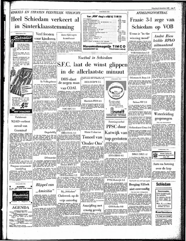 Rotterdamsch Parool / De Schiedammer 1963-12-02