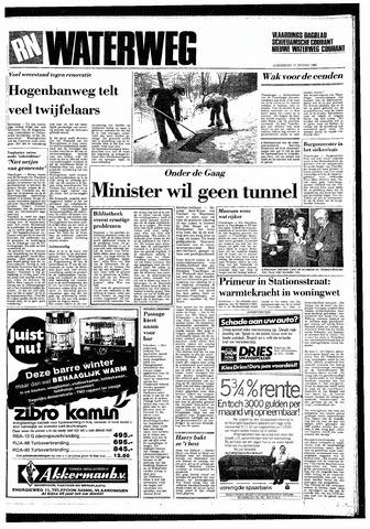 Rotterdamsch Nieuwsblad / Schiedamsche Courant / Rotterdams Dagblad / Waterweg / Algemeen Dagblad 1985-01-17