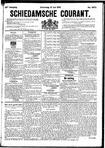 Schiedamsche Courant 1916-06-21